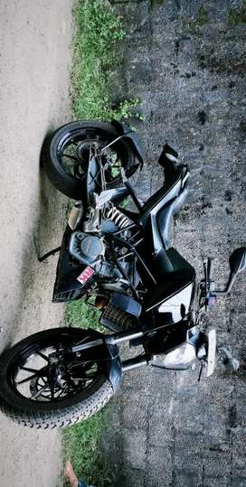 Good condition, New tyre, new sprocket, New insurance