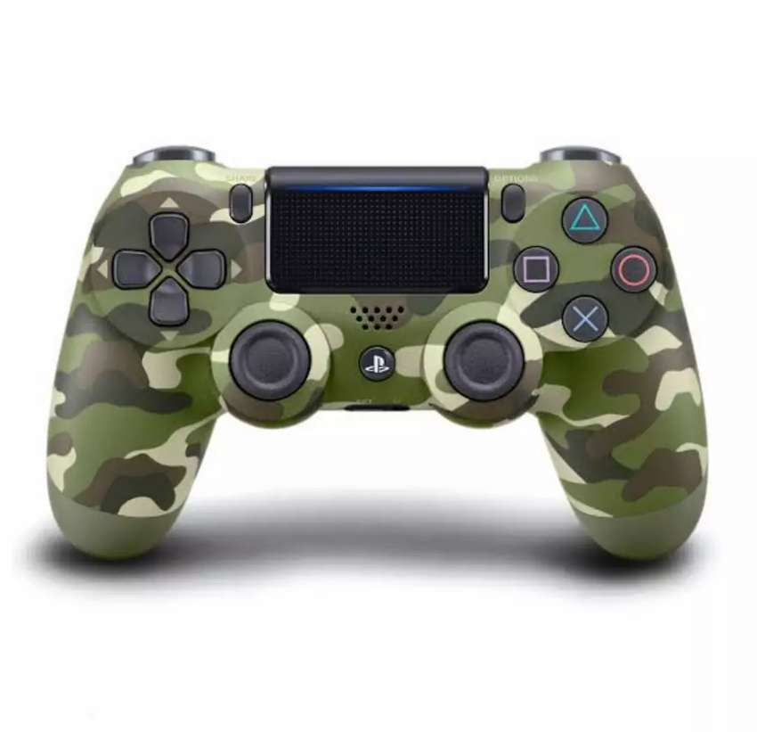 Playstation 4 Camouflage Controller 0