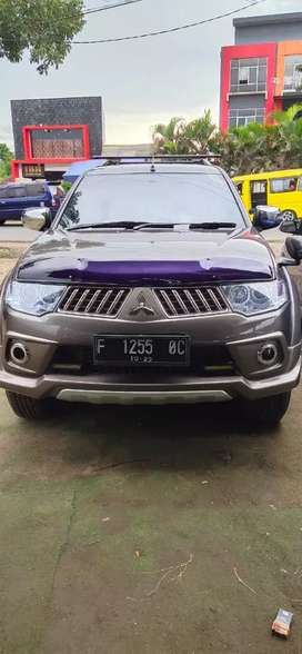 Pajero exced limited matic, diesel