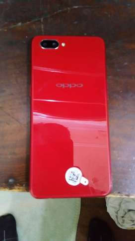 Oppo a3s looks like new for sale