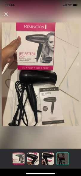 Hair dryer Remington Jet Setter