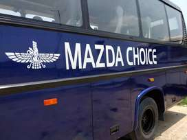 Tata glow bus air conditioned  18 seater.