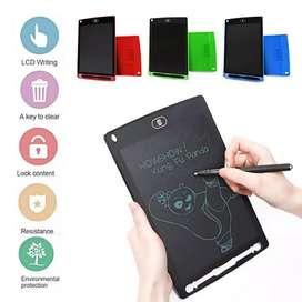 "LCD Writing Tablet Board 8.5"" - Papan Tulis Anak"