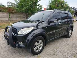 Jual cepat Toyota Rush Istimewa 2010 Nego