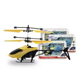 Helikopter remot sensor