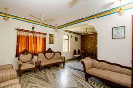 4 bhk villa for lease
