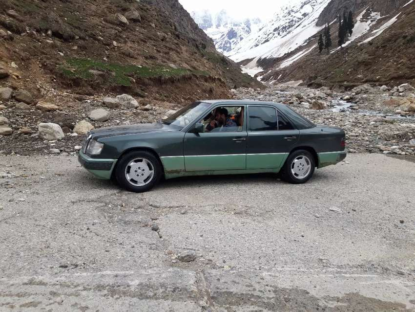Mercedes Benz E Class w124 for sale 0