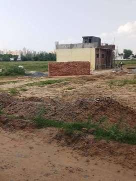 Plot hi Plot sale in Sohna Near silani Chowk Main APG Satya Universit