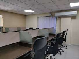 Small plug n play commercial office space for rent at madhapur