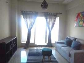 Apartement Poin Square Non Furnish 3BR, City view, Lebak Bulus