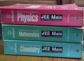 PHYSICS, CHEMISTRY & MATHEMATICS - JEE MAIN - ARIHANT