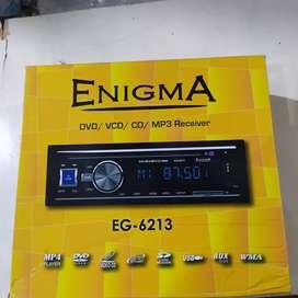 Tape singledisc DVD usb Enigma ( Megah top )