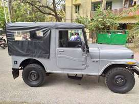 Mahindra 540 dp jeep