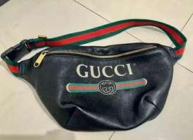 Gucci Waistbag Black