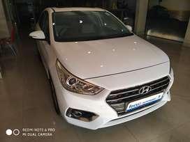 Hyundai Verna VTVT SX 1.6, 2017, Petrol