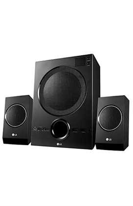 LG home theatre 2.1 80 watt speakers