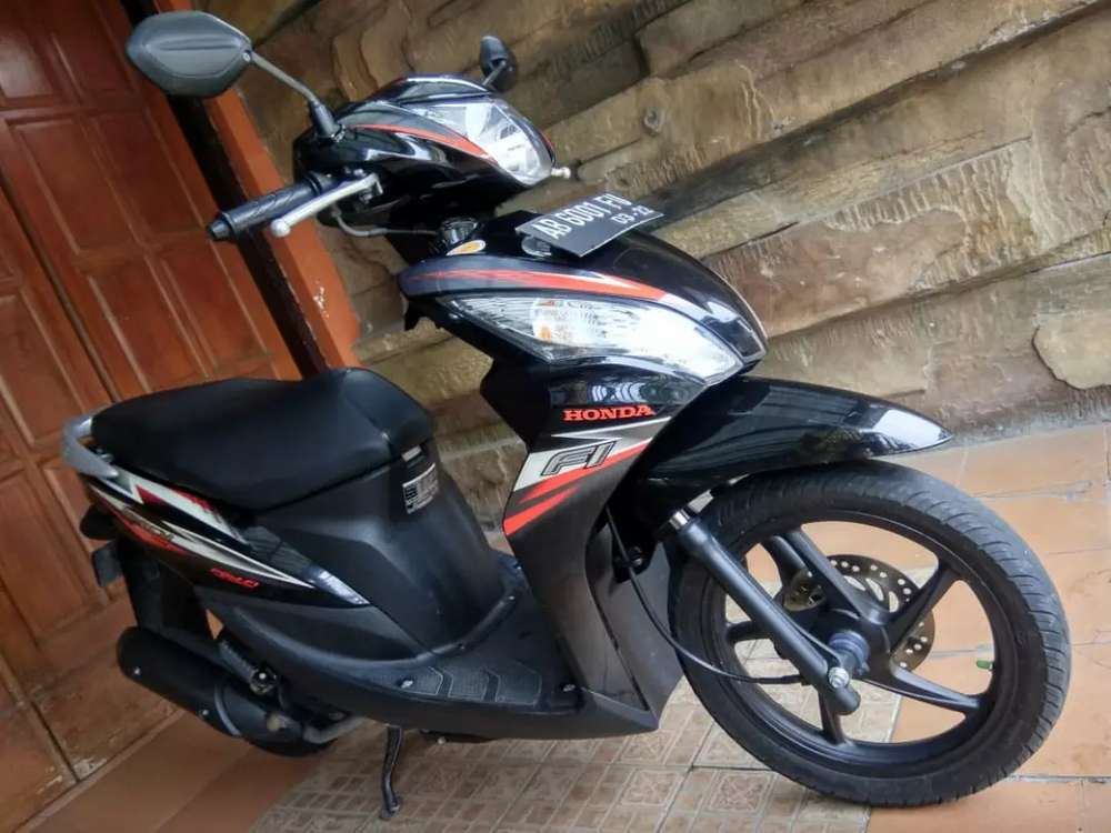 Spacy FI 2017 Helm In An Sendiri Sejenis Scoopy Beat Mio Vario
