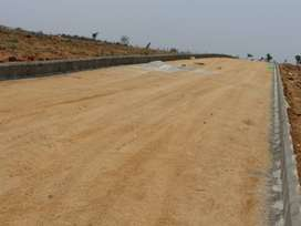 HMDA approved layout plots in Kothur near Shamshabad