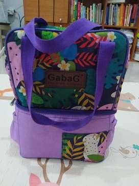 Preloved GABAG ice cooler bag / tas penyimpan ASIP