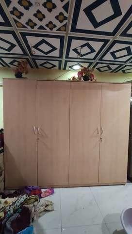 Big Wooden wardrobe for sale