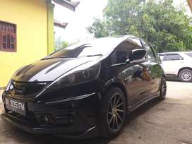 Jazz S Manual upgrade Body Full Mugen