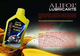 20w40 Alifol 4t engine oil