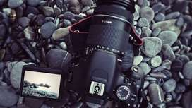 DSLR cameras available for rent in hassan