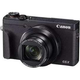 Canon PowerShot G5 X Mark II Digital Camera Bisa kredit tanpa CC
