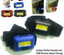 Senter kepala / headlamp