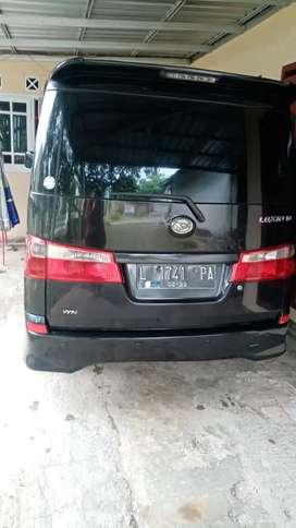 Mobil Luxio 2012 type tertinggi