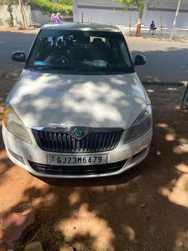 Skoda Fabia 2012 CNG & Hybrids Well Maintained