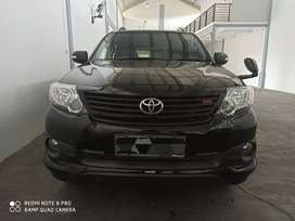Fortuner TRD 2015 AT PROMO Special