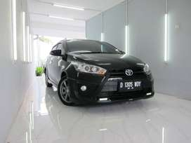 Toyota Yaris S TRD AT 2016 Hitam