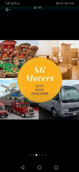 SK Travels Provides Buses, Hiaces, Coasters and Saloons for Tours