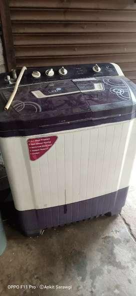 Videocon washing machine 8.5 kg