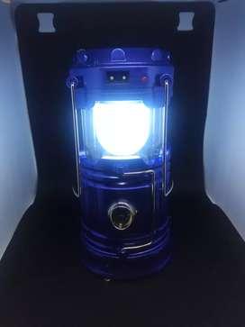 Lampu emergenci pengisian di cas. .  Murah