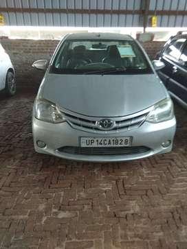 Toyota Etios VD, 2013, Diesel