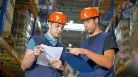 Openings for Helper, Storekeeper & Supervisors Apply Now