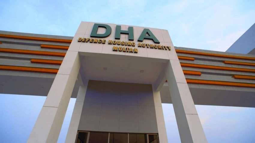 DHA Multan 1 Kanal Residential Plot For Sale In Sector-D 0