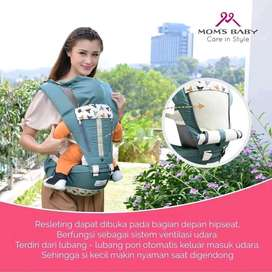 Gendongan Hipseat Moms Baby Othelo