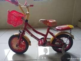 Jual Cepat Murah sepeda Anak Halus