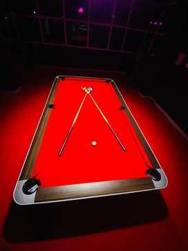 Billiards Snooker Pool Foosball