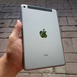 Murah Banget Tablet Ipad Mini 4 128GB Wifi Cellular Retina Bukan 5 3 2