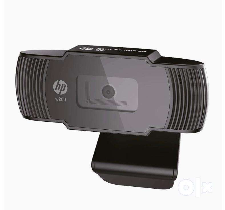 Sealed pack brand new HP web cam