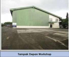 Gudang & workshop Bogor