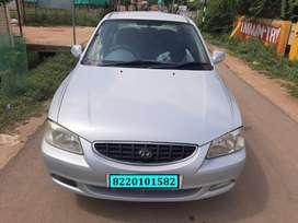 Hyundai Accent GLE, 2002, Petrol