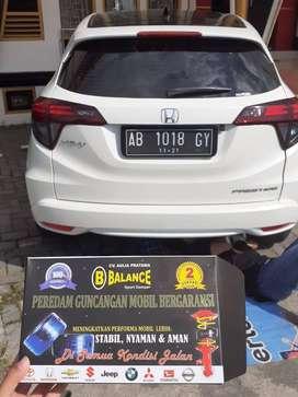 Mobil Bebas dari Stir Banting sejak Pakai Spring Buffer BALANCE