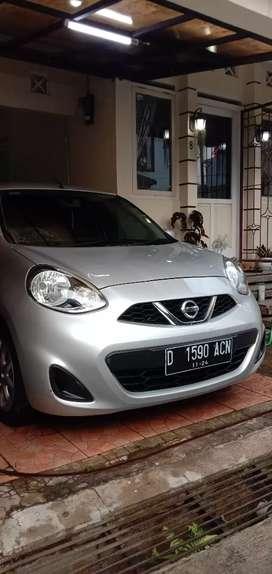 Nissan March 1.2 Manual 2014. KM rendah 22rb, mulus