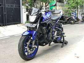 YAMAHA MT 25 2017 (LOW KM)