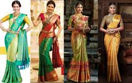 M.Krishna Saree House.Selling Since 25 years in house. Availbl anytime